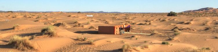 Bains de sable